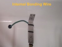 Internal Bonding wire